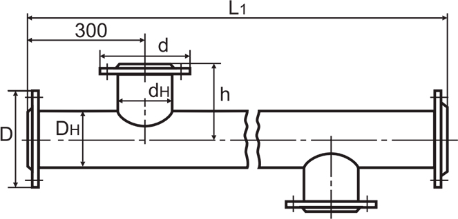 Секционный водоводяной подогреватель